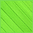 Lime Green Flat Thin Shoe Laces