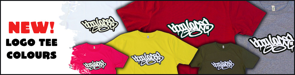 New Tee Colours!