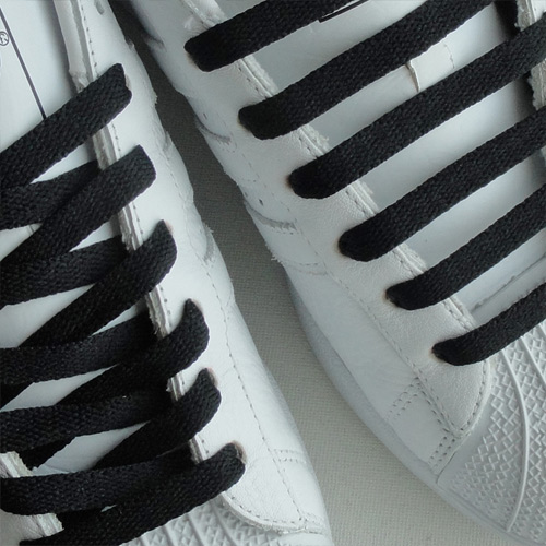 black flat thin shoe laces 9 blk 163 3 25 bboy laces