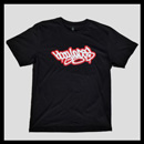 Bboy Laces Logo T-Shirt Black