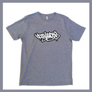 Bboy Laces Logo T-Shirt Grey