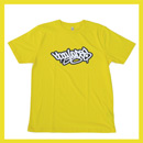 Bboy Laces Logo T-Shirt Yellow