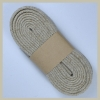 Natural Hemp 15mm Medium Fat Eco Laces