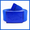 Bluebird Bboy Laces Canvas Belt