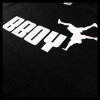 Bboy Big Cat T-Shirt Black