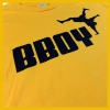 Bboy Big Cat T-Shirt Gold