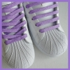 Purple / Silver Fly Girl Laces