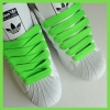 Lime Green 15mm Medium Fat Laces