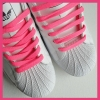 Hot Pink Flat Thin Shoe Laces