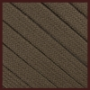 Brown Cotton Vintage Lux Laces