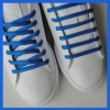 Blue Oval SB Thin Shoe Laces