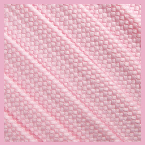 Baby Pink 15mm Medium Fat Laces