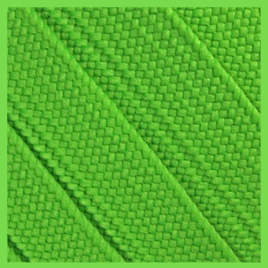 Lime Green 20mm XL Fat Laces