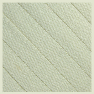 Cream Flat Thin Shoe Laces