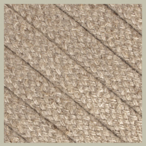 Natural Hemp 10mm Thin Eco Laces