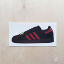 adidas Superstar 35th Anniversary Sticker - Ian Brown