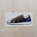 adidas Superstar 35th Anniversary Sticker - Lee Quinones