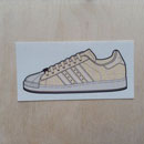 adidas Superstar 35th Anniversary Sticker - Underworld
