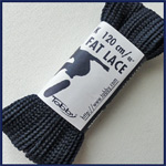 Tobby XL Fat Laces Navy / Dark Blue