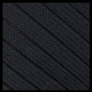 Black Cotton Vintage Lux Laces